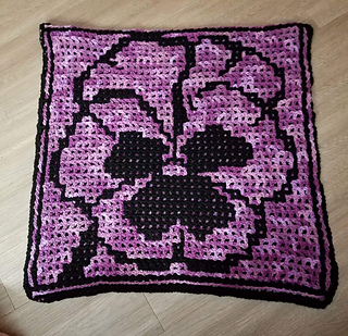 Crocheted by Sharon L Dunn