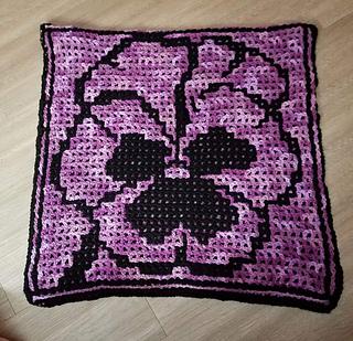 Crocheted by Sharon L Dunn
