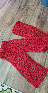 Crocheted by Ashlee Brotzell with Payette yarn
