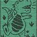 Dinosaur Stomp pattern