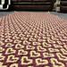 Many Hearts Shawl pattern