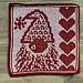 February Gnome pattern