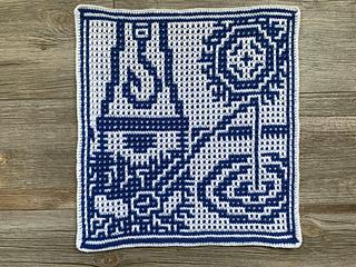 Crocheted by CarolinevdB