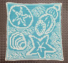 Interlocking Crochet by CynCityCrochet