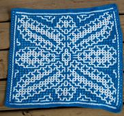Mosaic Crochet, by Altona Newcombe