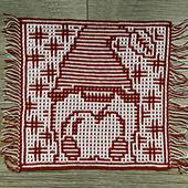 Mosaic Crochet. By CarolinevdB