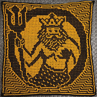 Interlocking Crochet by cyncitycrochets.