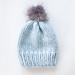 Simple Chunky Wool Knit Hat pattern
