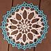 Finger Bowl Doily pattern