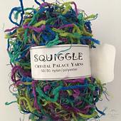 Kiwi Mangos 434 Squiggle Print by Crystal Palace Yarns