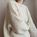 Velvety ( oversized) sweater pattern