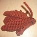 Crochet Cockroach pattern
