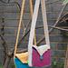 Chloe shoulder bag pattern