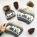 Kodiak Kisses Bear Hat pattern