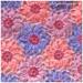 Sunkissed flowers pattern