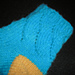 Twisted Monkey T.V. Socks pattern