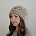 Lazy Weekender Hat pattern