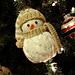 Brady the Snowman Ornament pattern