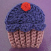 Cupcake with Liner pattern