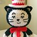 The Cat in the Hat Amigurumi pattern