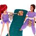 Barbie sleepover party + teddies & sleeping bag pattern