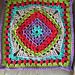 """12 """" Diamond in the Rye pattern"""