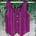 Midnight Express Vest (Aran) pattern