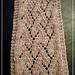 Grapevine Lace Scarf pattern
