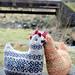 Fancy Hen pattern