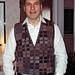 Cross Patch Waistcoat pattern