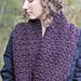 Blackthorn Cowl pattern