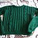 Design B - Sweater pattern