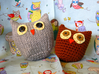 Swell Ravelry Owls Two Ways Knit Pattern By Ana Clerc Dailytribune Chair Design For Home Dailytribuneorg