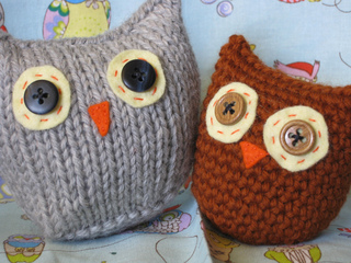 Stupendous Ravelry Owls Two Ways Crochet Pattern By Ana Clerc Dailytribune Chair Design For Home Dailytribuneorg