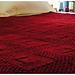 Cozy Squares Blanket pattern