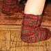Carmen's First Birthday Socks pattern