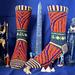 Trip Up The Nile Socks pattern