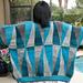 Large Diamonds Jacket pattern