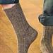 Jenny Socks pattern