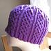 Burning Love Hat pattern
