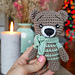 Mimini bear pattern