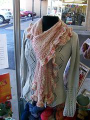 Restaurant shawl