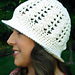 Sunshine and Shells Summer Hat pattern