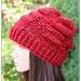 September Jewel Slouchy Hat pattern