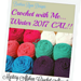 Crochet with Me... Winter 2017 CAL-Mystery Afghan pattern