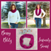 Berry Blitz Infinity Scarf pattern