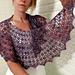 Georgette Shawlette pattern