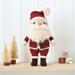 Festive Amigurumi Santa doll pattern