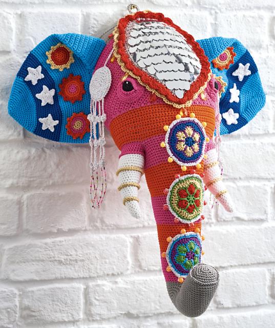 Kids Room Decoration 3D Animal Heads animal wall hanging DIY ...   640x537