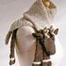 Reindeer Scarf Crochet Pattern pattern
